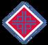 Bisonte Rojo Emblema