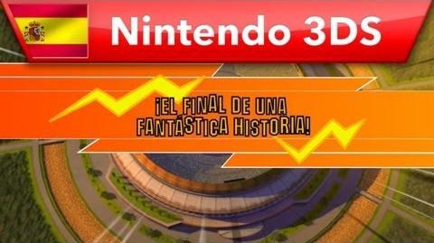 Inazuma Eleven 3 Fuego explosivo Rayo celeste - Tráiler (Nintendo 3DS)