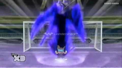 Inazuma Eleven GO Chrono Stone Orden de Tiro 06 (Balón de Plasma)-0