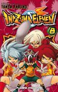 InazumaElevenMangaVOL8