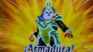 Lot armadura 3DS