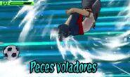 Peces voladores 3DS 4
