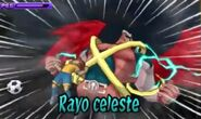 Rayo celeste 3DS 2