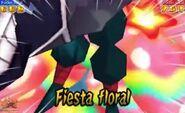 Fiesta floral 3DS 8