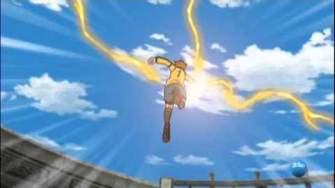 Inazuma Eleven. Nueva Mano Ultradimensional