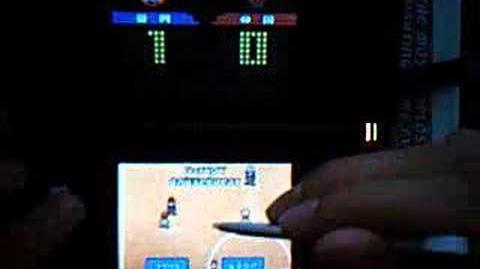 Inazuma eleven demo TGS 2007