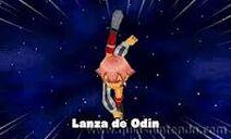 Llança d'Odin DS pas 1