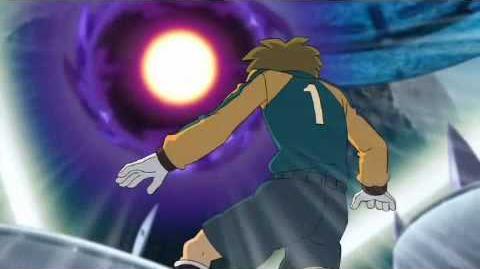 Inazuma Eleven (イナズマイレブン) - Mugen The Hand Evolves!
