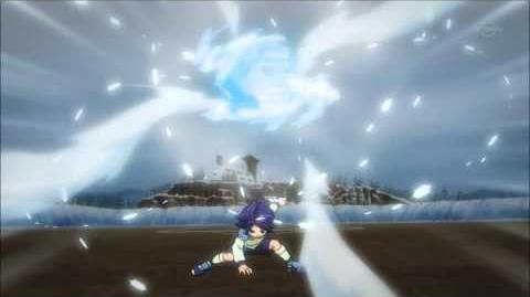 Inazuma Eleven Go Eternal Blizzard HD
