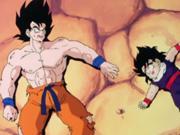 180px-Goku and Gohan beat be vegeta