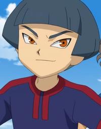 Mannouzaka defender, 5