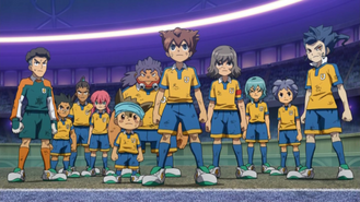 Inazuma eleven go movie