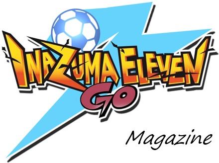 Inazuma eleven go magazine