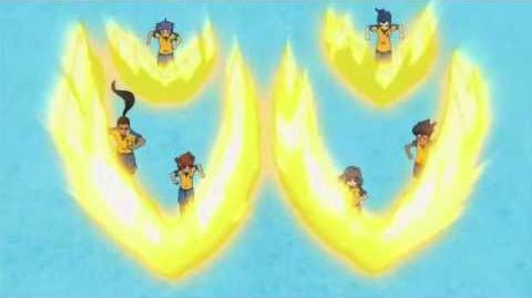 Inazuma Eleven Go Double Wing HD