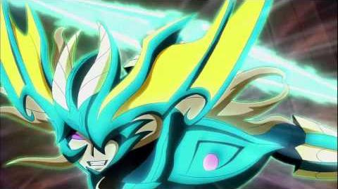 Inazuma Eleven Go(イナズマイレブン Go)Ryukishi Tedis 竜騎士 テディス