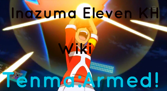 File:Inazuma Eleven KH Armed.png