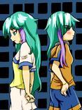 Sari 2 Twins sin efectos