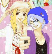 Yusei y Miyu