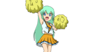 Rinnie cheerleader