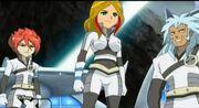 Aiko en el genesis