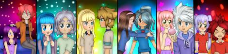 Inazuma couples