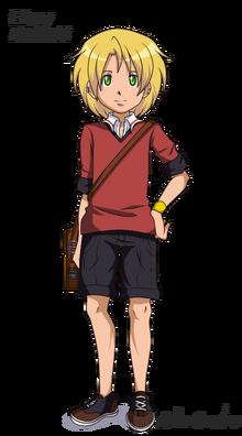 Matsuki Ellery en inazuma eleven go