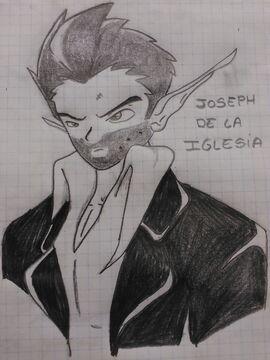 Boceto de Joseph