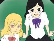 Kyoka and Izumi
