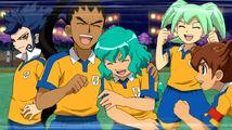 Regreso de Asuka al Raimon
