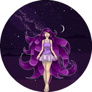 Dayann outer space pixel