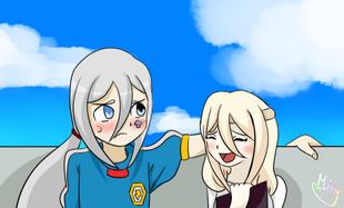 Koujirou and Zafiro