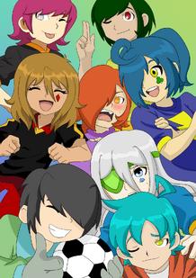 Inazuma Fan Characters