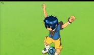 Tetsuya en el raimon futuro