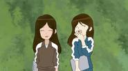 Amane y Anzu