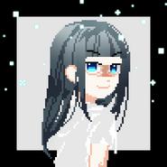 Celeste pixel