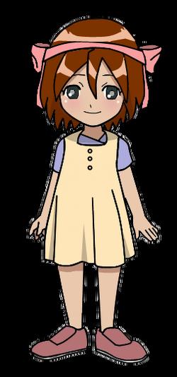 Himeko Kiyama perfil niña