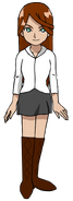 Himeko Kiyama perfil Go!