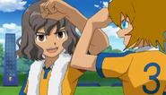 Shindou y Cris