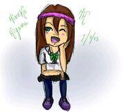 Himeko by kay