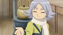 Fubuki Shirou nice to meet you