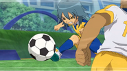 Kariya did a nice interception