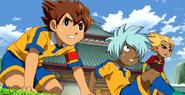 `Tenma shocked at Koumei Keshin
