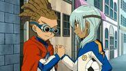 Kidou and sakuma.