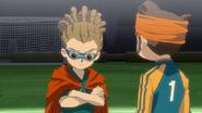 Kidou and Endo