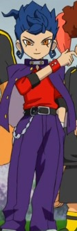 Tsurugi Kyousuke in casual clothes