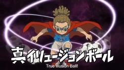 True Illusion Ball