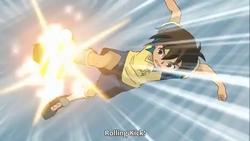 Rolling Kick