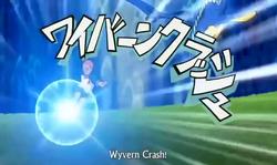 Wyvern Crash