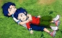 Yuuichi & Kyousuke