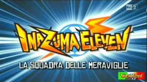ITA Sigla Inazuma Eleven HD